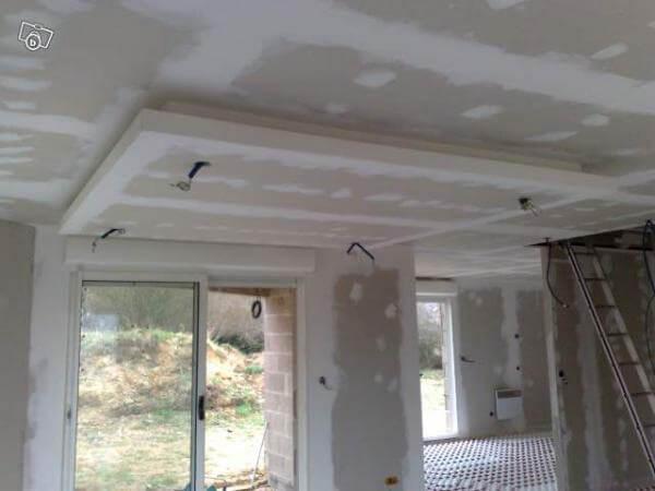 photos de faux plafonds suspendus - monfauxplafond.com - Faux Plafond Suspendu Decoratif